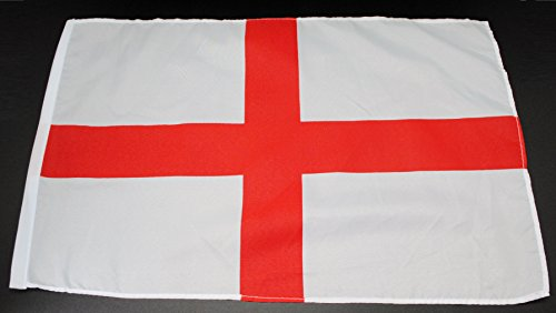IDM Fan Fahne, Blau/Rot/Weiß, One Size