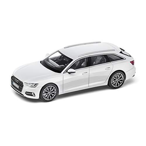Audi A6 Avant 1:43 Gletscherweiß