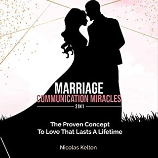 Marriage Communication Miracles: 2 in 1 cover art