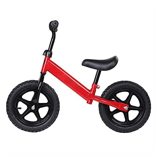 Bicicleta De Equilibrio, Para 2 A 6 Años De Edad, Niñas, Niñas, Niño, Niño, Bicicleta, Pedal, Pedal, Balance, Bicicleta, Asiento Ajustable De 11 Estilos, 85 Cm / 33.5 Pulgadas ( Color : Style 1 )