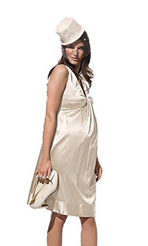 bellybutton Hochzeitskleid Nicola Seidenkleid Brautkleid Damen Abendkleid Umstandsmode/Kleider 2153
