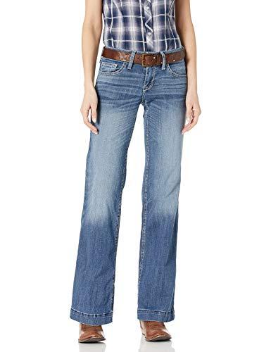 Ariat Women's Jeans, Bonnie Stitch, 31 Regular