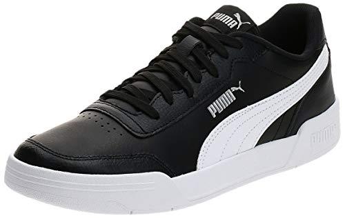 Puma Caracal - Sneaker Unisex Adulto, Nero (Puma Black-Puma White 07)