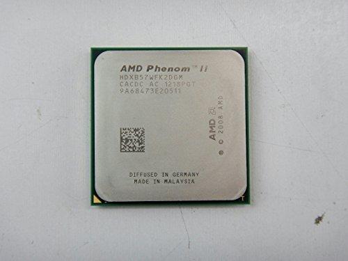 AMD Phenom II X2B57hdxb57wfk2dgm 3,2GHz 1MB Dual Core 80W 6MB L3AM2+/AM3