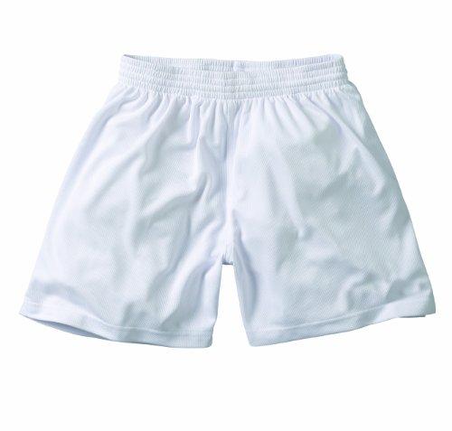 Derbystar, Pantaloncini da attività Sportive Bambino, Bianco (Weiss), 140 cm