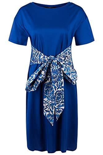 Weekend Max Mara Damen Kleid Borneo Blau - XXL