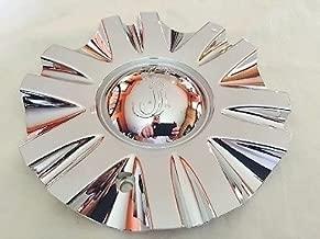 SSC 78 Center Cap SJ106-19 MCD8243YA01 NEW Chrome Wheel Rim MIddle