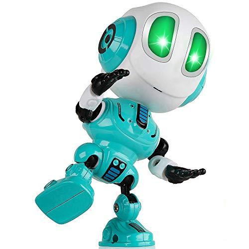 ATOPDREAM Roboter Kinder ab 3-10 Jahre, Spielzeug 3-10 Jahren Junge Geschenke Jungen 4 5 6 7 8 10 Jahre Spielzeug Mädchen 3-8 Jahre Geschenke für Mädchen 3-10 Roboter Kinder Spielzeug