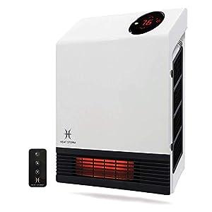 Heat Storm Deluxe Mounted Space Heater
