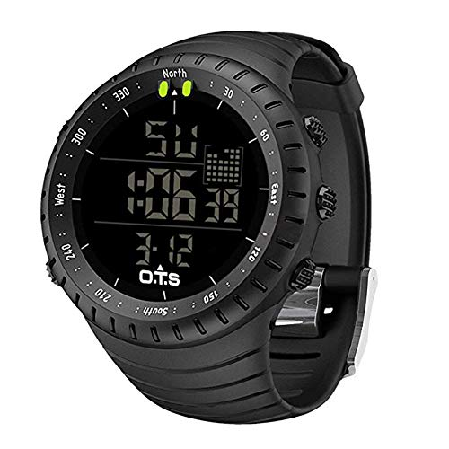 PALADA Men's Digital Sports Watch Waterproof Tactical Watch...
