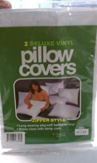 Zipper Style Pillow Encasements