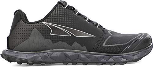ALTRA Men's AL0A4VQB Superior 4.5 Trail Running Shoe, Black - 10.5 M US