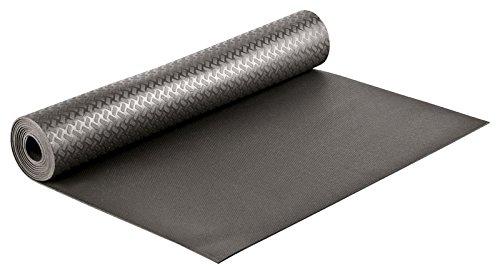 haggiy Schubladeneinlage - Antirutsch Matte 200 x 48 cm aus Weich-PVC - geschäumt, geschmeidig, elastisch & Absolut geruchsneutral