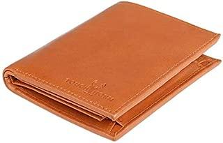 TOUGH HORN Men's Leather Wallet_THTAN00303