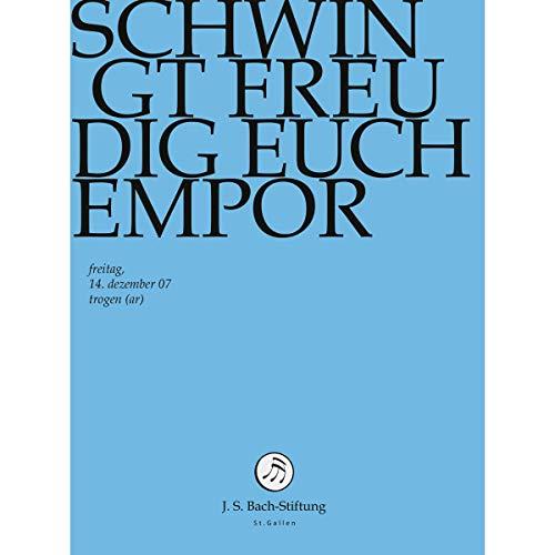 Johann Sebastian Bach  - Schwingt Freudig Euch Empor