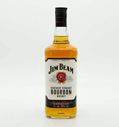 JIM BEAM BOURBON 1 L