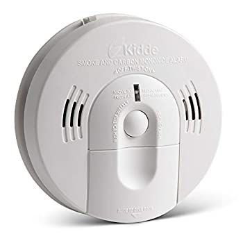 Kidde Smoke & Carbon Monoxide Detector Battery Powered Interconnect Combination Smoke & CO Alarm Voice Alert