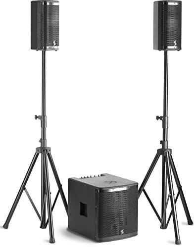 Stagg Speaker Set met 1 x 700-Watt 12
