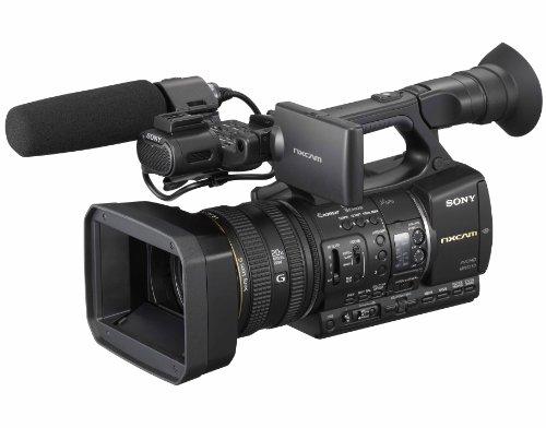 Sony HXR-NX5R (Steckplatz für Speicherkarten )
