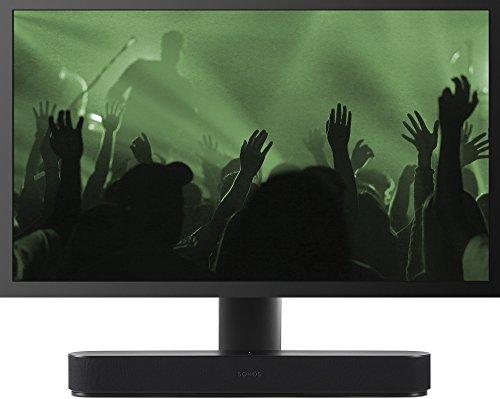 Flexson justerbart TV-stativ för Sonos Beam Svart