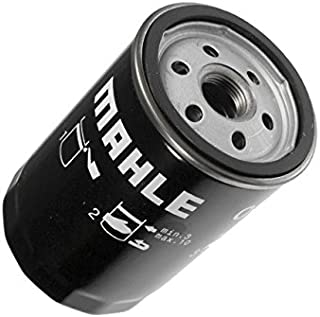 for BMW 6cyl (82-93) Oil Filter (x1) MAHLE Spin On Type