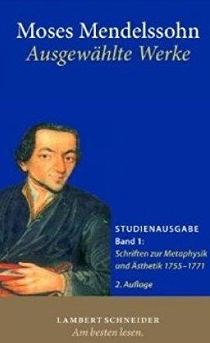 Ausgewählte Werke: Studienausgabe