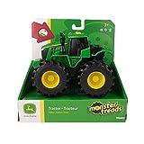 John Deere John Deere-46656 Monster treads, Multicolor (Tomy 46656)