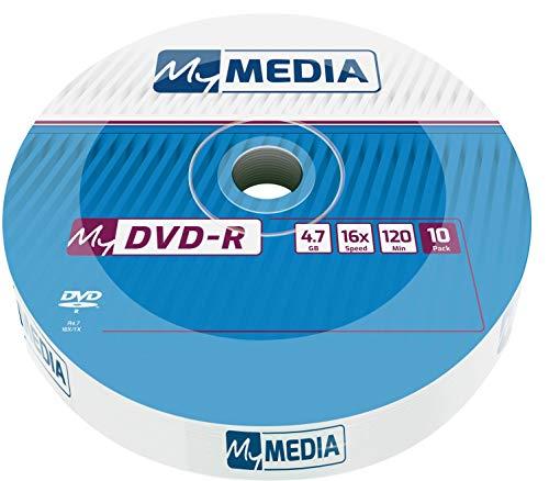 MyMedia DVD‑R 16x...