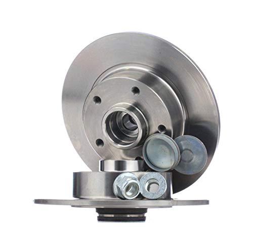 SNR KF155.103U 2x Disque de frein arrière