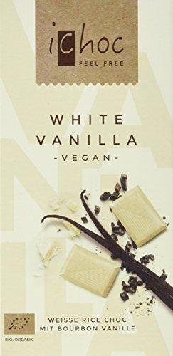 Vivani White Vanilla-Rice Choc, 5er Pack (5 x 80 g)
