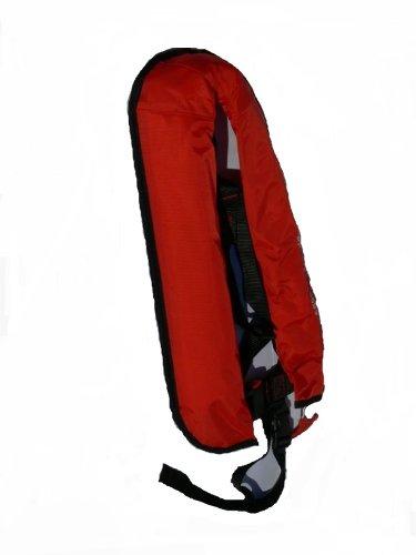 Segelladen Vollautomatische Rettungsweste Schwimmweste in rot 150 N