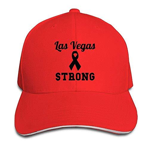 lymknumb Gorra Sandwich Ajustable Unisex Fuerte Las Vegas