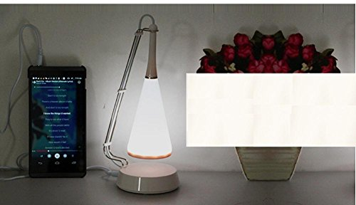 Lampes de Bureau Lampe de Table Touche créative gradateur Recharge Yeux Musique Tableau LED Lampe, b