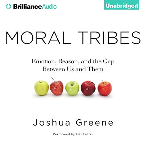 Moral Tribes cover art