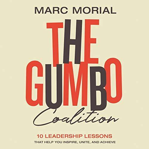 The Gumbo Coalition audiobook cover art