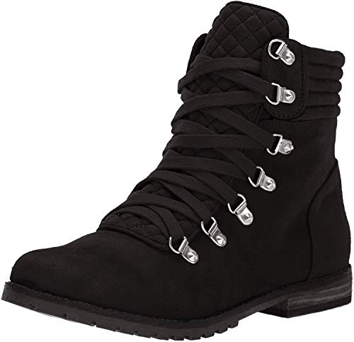 Carlos by Carlos Santana Women's Donna Hiking Boot, black, 5.5 Medium US