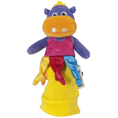 Tomy Lamaze Marionnette - Lulu l'hippopotame - Barquette