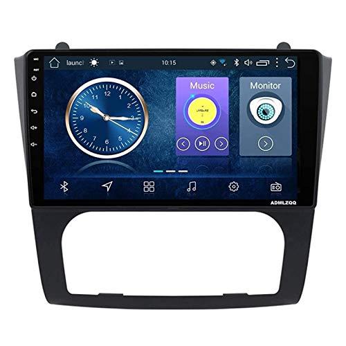WY-CAR Reproductor Multimedia Estéreo para Coche con Android 8.1 De 9 Pulgadas para Nissan Teana Altima 2008-2012, GPS/FM/RDS/Cámara De Visión Trasera/Bluetooth/Controles del Volante