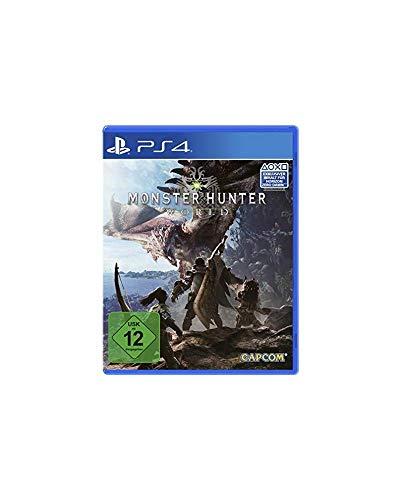 Monster Hunter World PS-4 AK