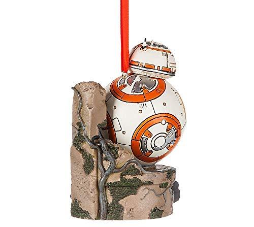 Disney 2016 Star Wars BB-8 Sketchbook Christmas Ornament