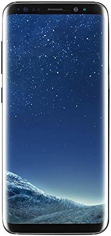 Samsung Galaxy S8 64GB Phone 5 8 display AT T Unlocked Midnight Black product image