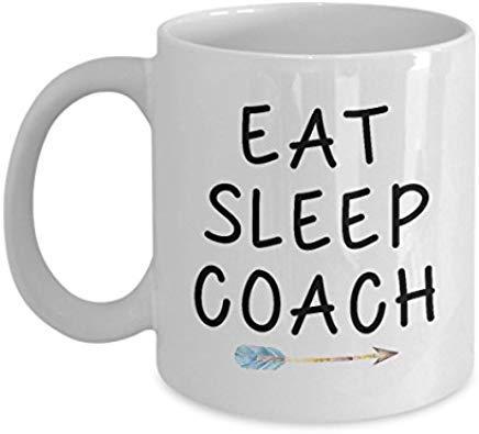 Coach-Geschenk, Team-Geschenk, Kaffeetasse, Basketball-Trainer, Coach-Geschenke, Cheer-Coach, personalisierbar, Geschenk für Coach, Coach, Danke
