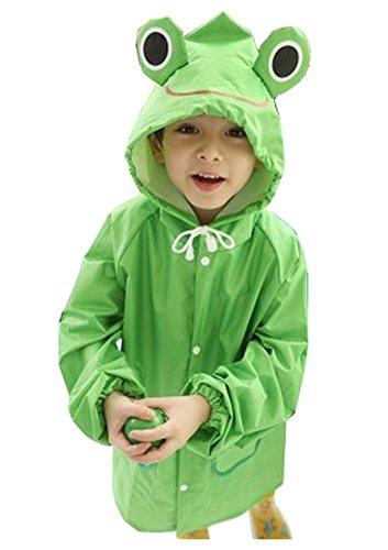 Manteau de pluie pour bébé - Grenouille - Taille M