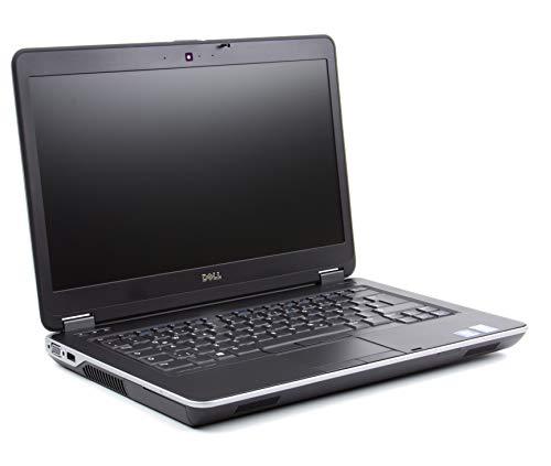 Dell Latitude E6440 14 Zoll HD Intel Core i5 128GB SSD Festplatte 4GB Speicher Windows 10 Pro MAR DVD Laufwerk Tastaturbeleuchtung Business Notebook Laptop (Zertifiziert und Generalüberholt)