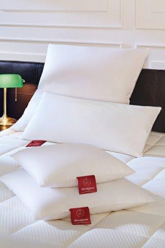 Daunen Kissen JUWEL de Luxe soft, Brinkhaus:80x80