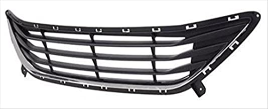 OE Replacement Hyundai Elantra Front Bumper Grille (Partslink Number HY1036115)