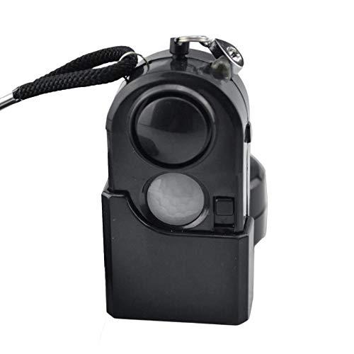 Beatie* Detector De Alarma De Sensor De Movimiento Infrarrojo Mini PIR Portátil,...