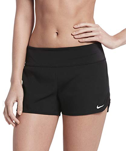 Nike Solid Element Swim Boardshorts Black XS