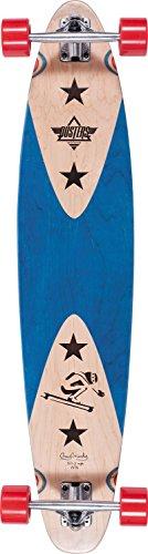 Dusters Guy Grundi Longboard, 41, 5, Natur/blau
