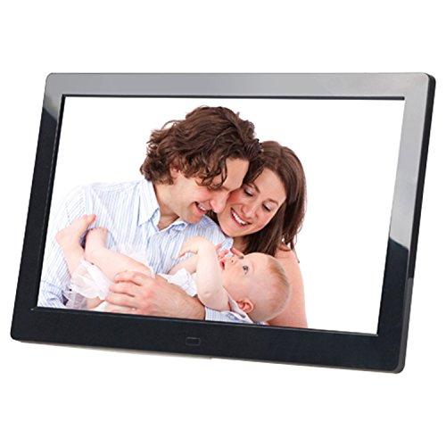 キャメル モニター ディスプレイ 10インチ (1280×800) デジタルフォトフレーム ブラック PF-1050IPS(B)